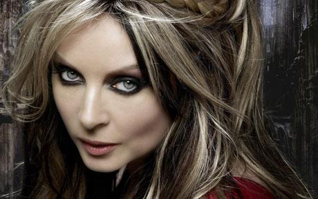 Sarah Brightman's hot gossip